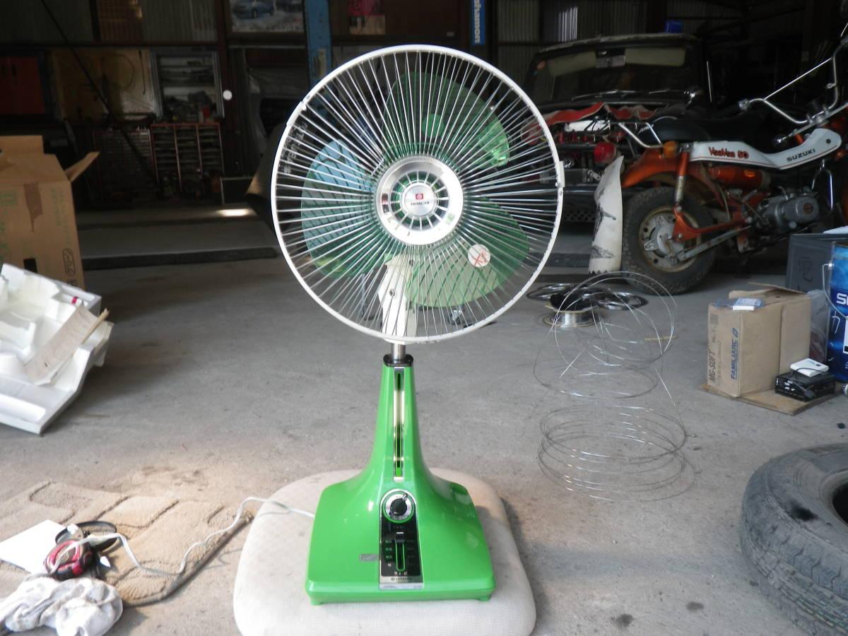 日立扇風機H-30TH
