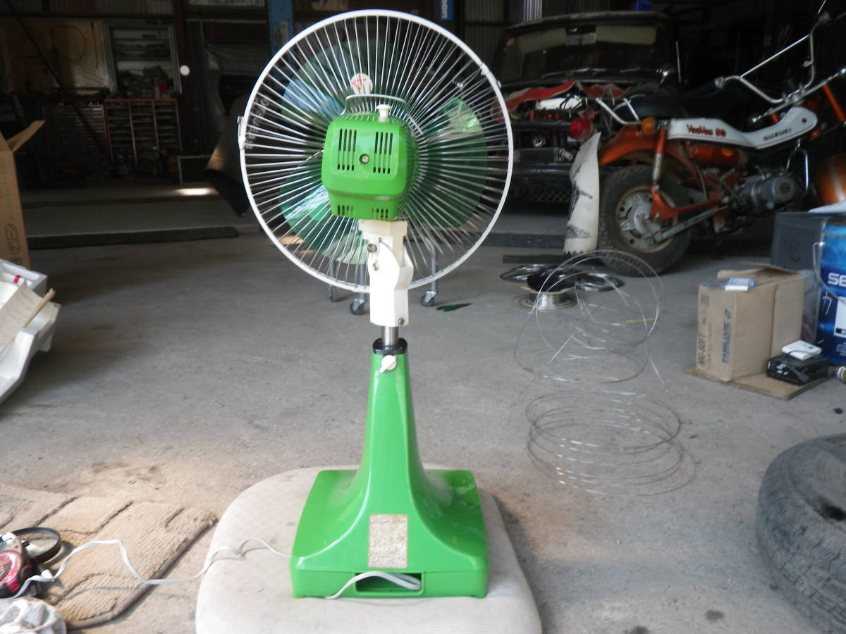 日立扇風機H-30TH_画像4