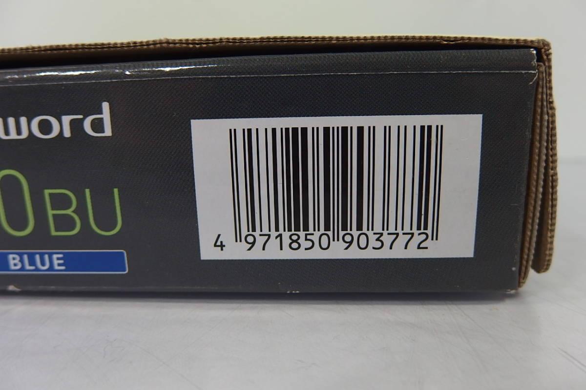 ◆未使用 CASIO(カシオ) 電子辞書 エクスワード 高校生モデル XD-N4800 充実学習コンテンツ 学生~一般_画像4