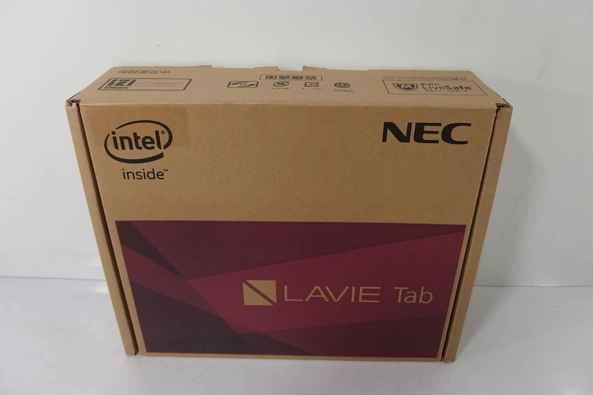 ◆未使用 NEC 10.1インチ タブレットPC LAVIE Tab W Win10/Atom x7-Z8700/メ4GB/64GB PC-TW710CBS Office付