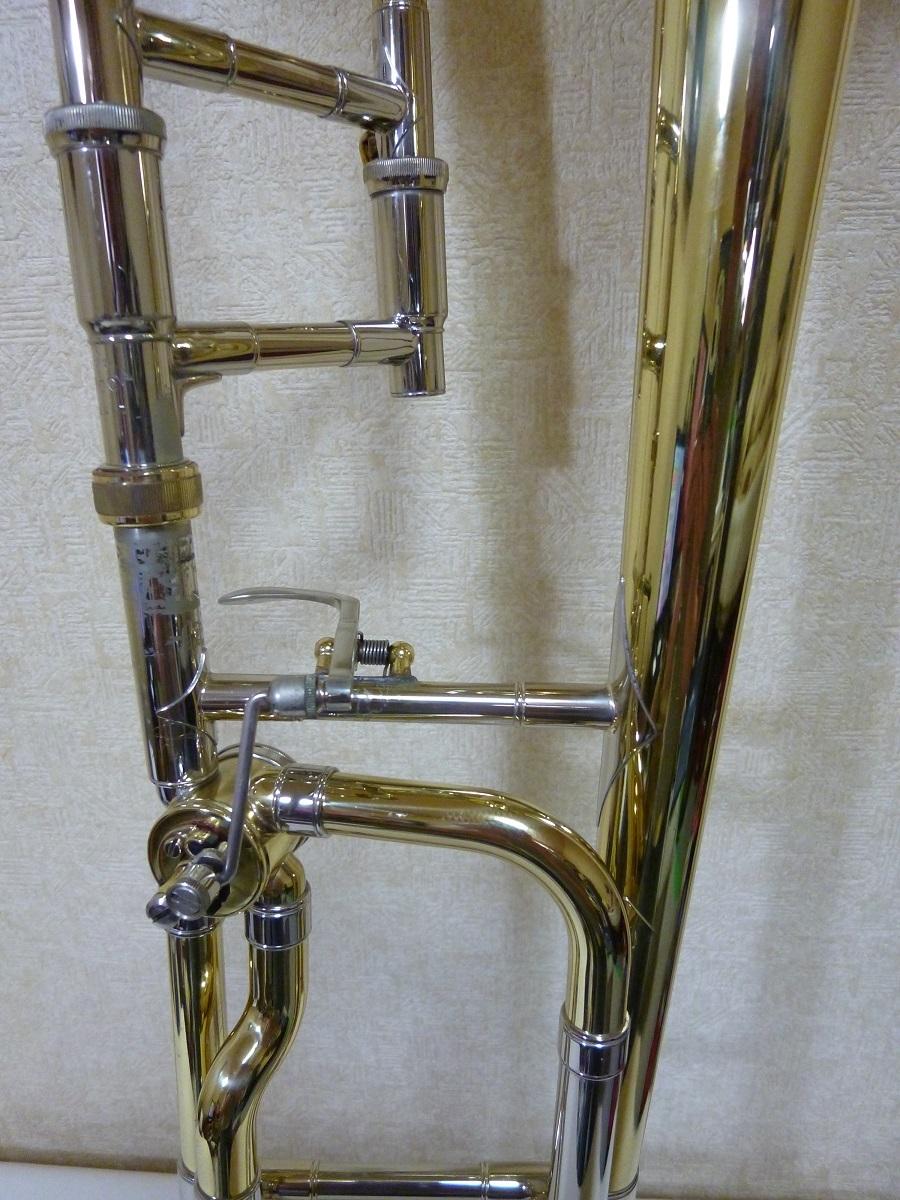 Vincent Bach トロンボーン StradivariusMODEL42 中古品_画像5