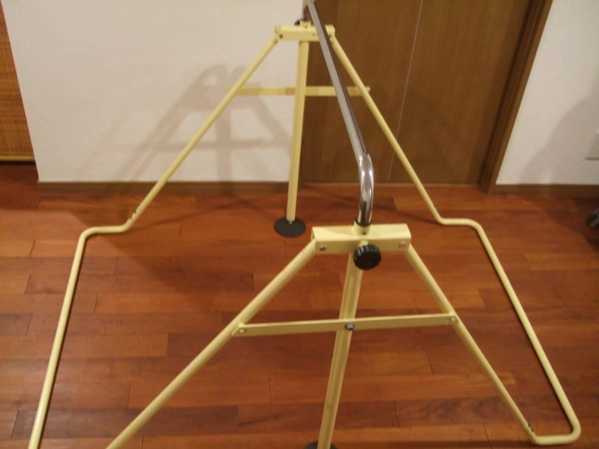 USED 折りたたみ式  鉄棒_画像1