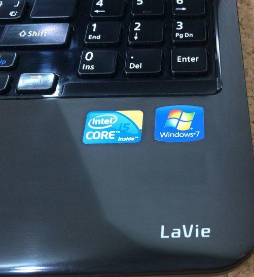 ★超爆速!新品SSD240GB・最新Win10・Microsoft Office2013H&B認証済み★Core i5 メモリ4GB Blu-ray リカバリ領域 NEC LS550/D 即使用可!_画像8