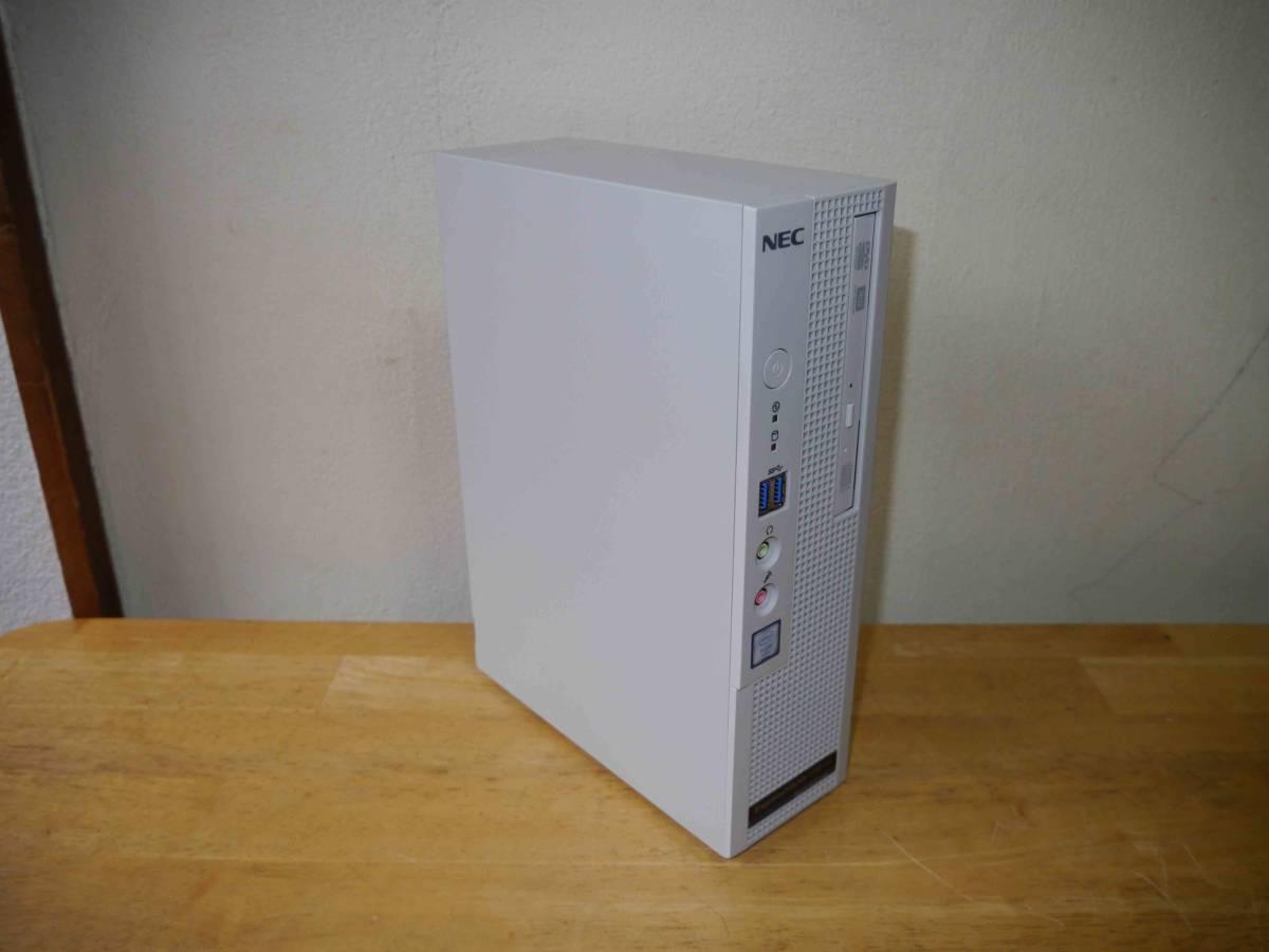 ★NEC Express5800 Y52Xa(Xeon E3-1225v3 (4コア/4スレッド)3.20GHz 4GB 500GBx2 Win10Pro)★_画像5