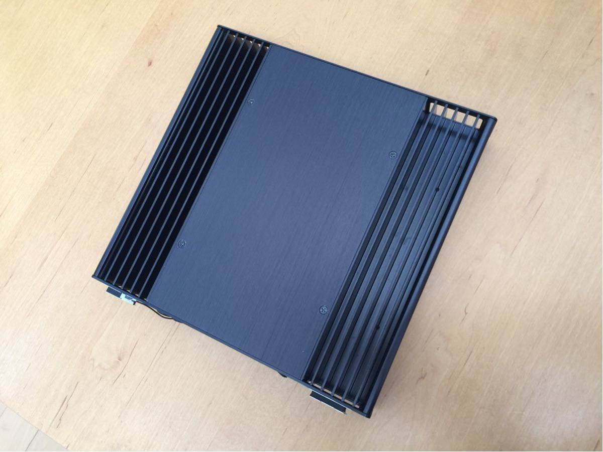 ★ intel NUC NUC7i7DNHE 第8世代 Intel Core i7 組込 Akasa Plato X7D セット ベアボーン ファンレス windows10 SSD メモリー16GB ★_画像3