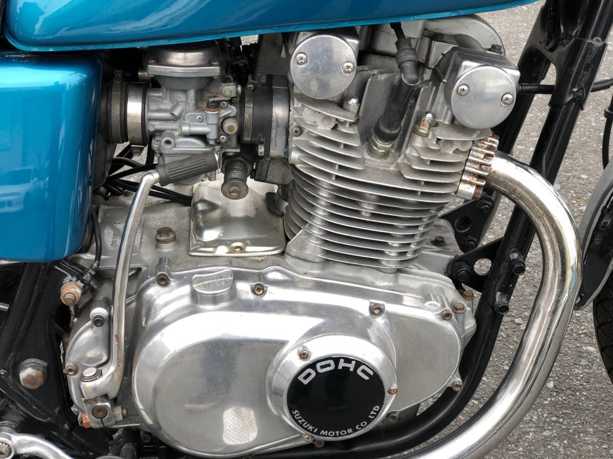 GS400 輸入車 検索GT380_画像8