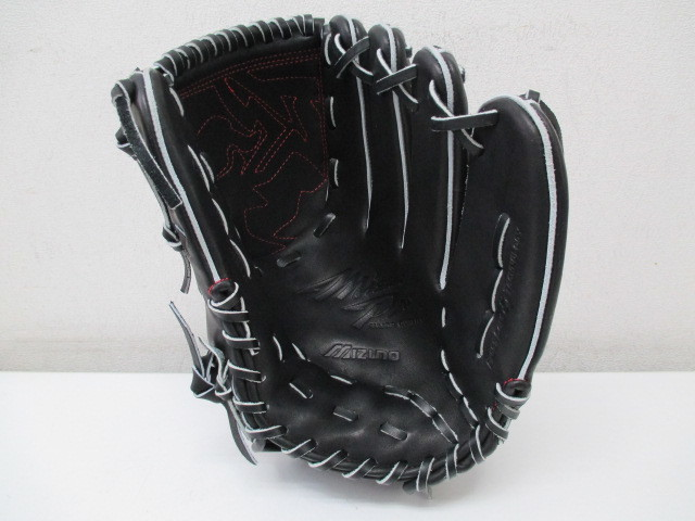 mizuno Pro MAJOR QUALITY ミズノプロ 投手用 ピッチャー グローブ 硬式 野球_画像4
