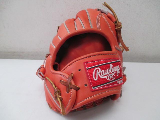 Rawlings ローリングス HOH PRO46DP-ROR 硬式 内野手用 グローブ 野球 _画像3