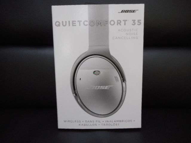 美品 BOSE QUIETCOMFORT35 Wireless headphonesノイズキャンセリングヘッドホン