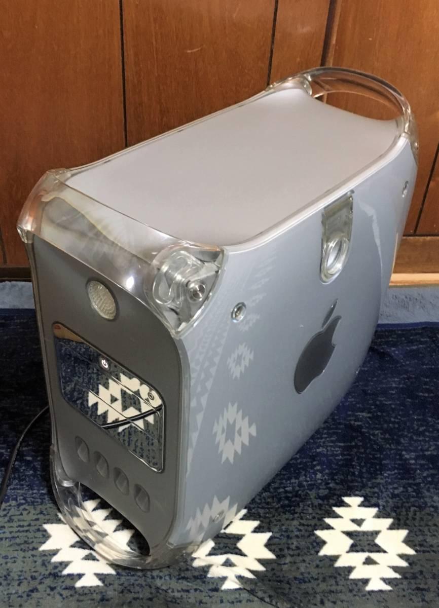 1円~ 【一度のみ出品】 PowerMac M8570 EMC 1914 PowerPC G4 アップル
