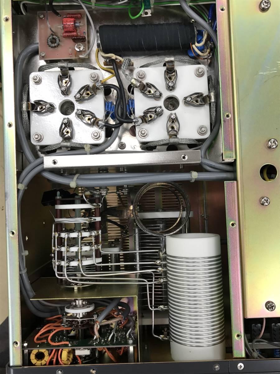 TOKYO Hy-Power HFリニアアンプ HL-2.1K 200V 1KW確認済み 美品_画像6