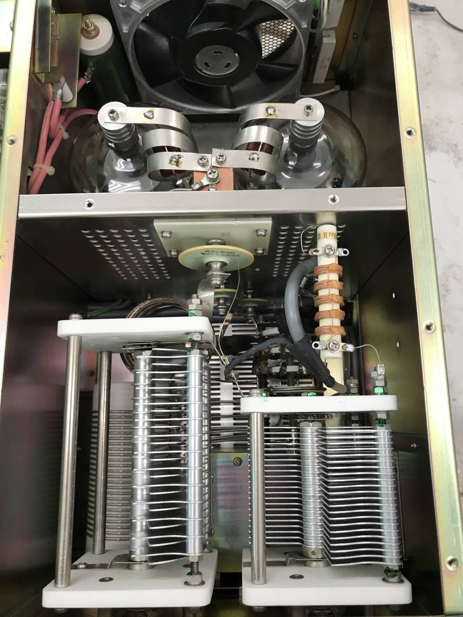 TOKYO Hy-Power HFリニアアンプ HL-2.1K 200V 1KW確認済み 美品_画像7