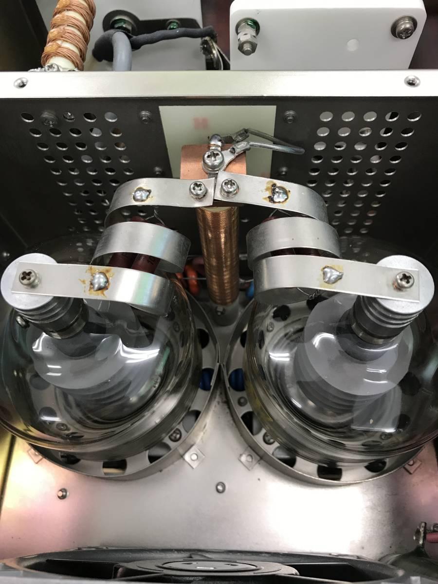 TOKYO Hy-Power HFリニアアンプ HL-2.1K 200V 1KW確認済み 美品_画像8