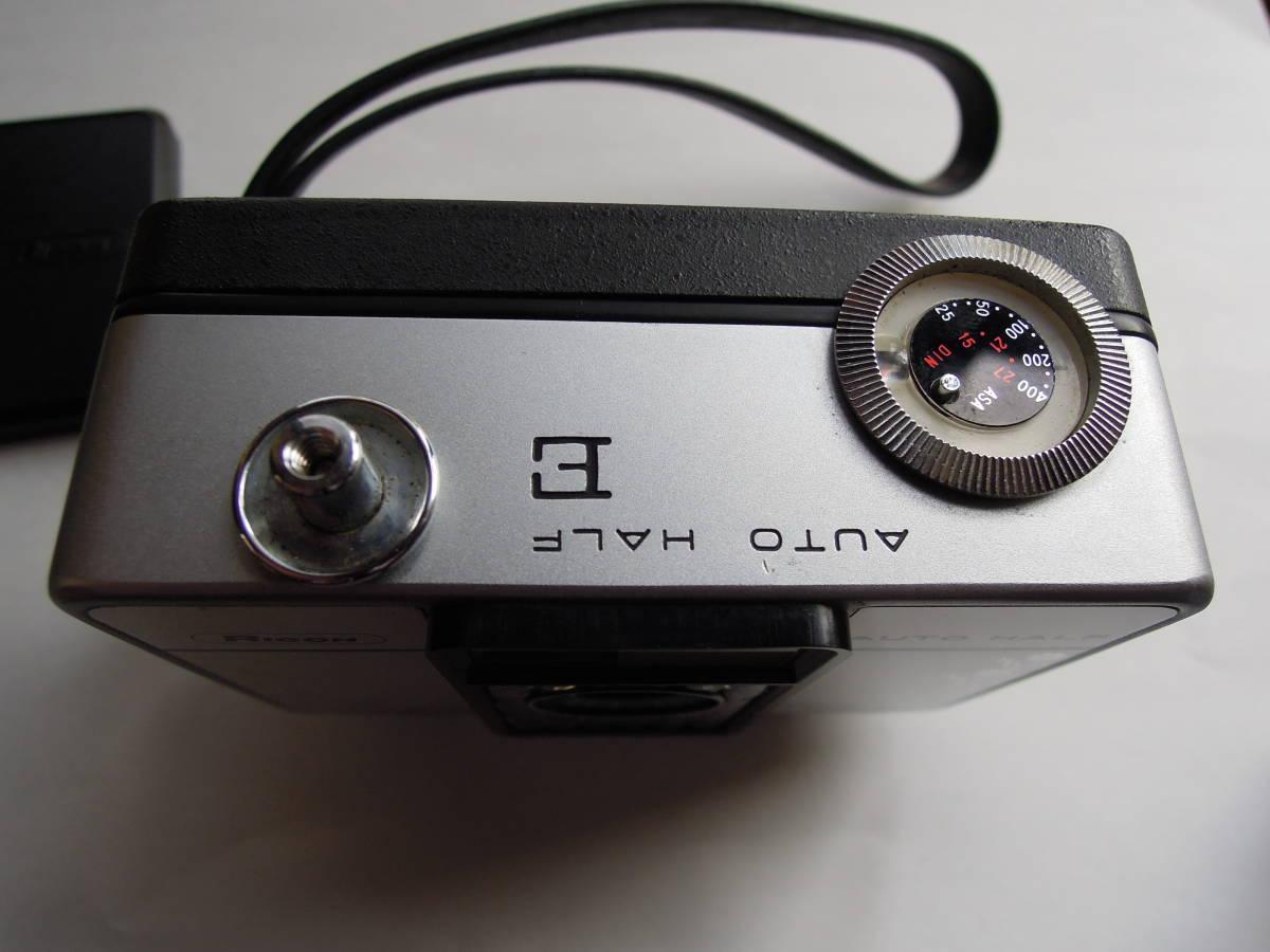 RICOH AUTO HALF リコーオートハーフ F:2.8/25mm/昭和レトロ_画像3