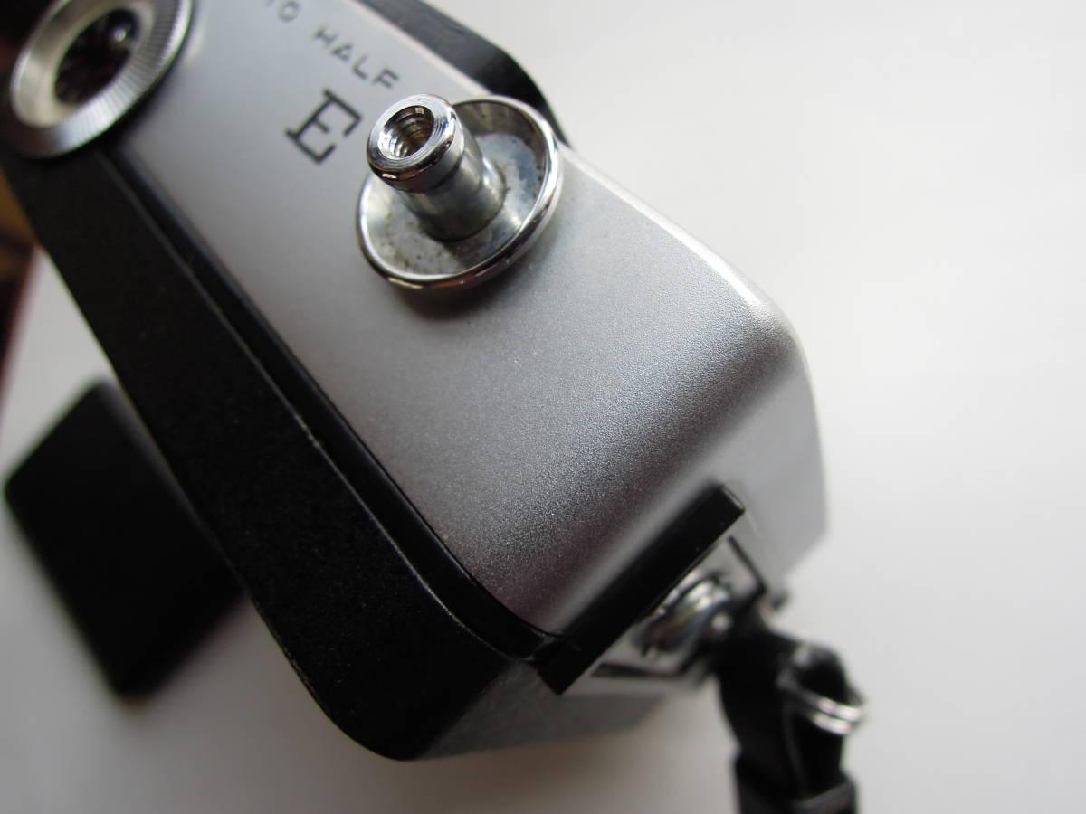 RICOH AUTO HALF リコーオートハーフ F:2.8/25mm/昭和レトロ_画像5