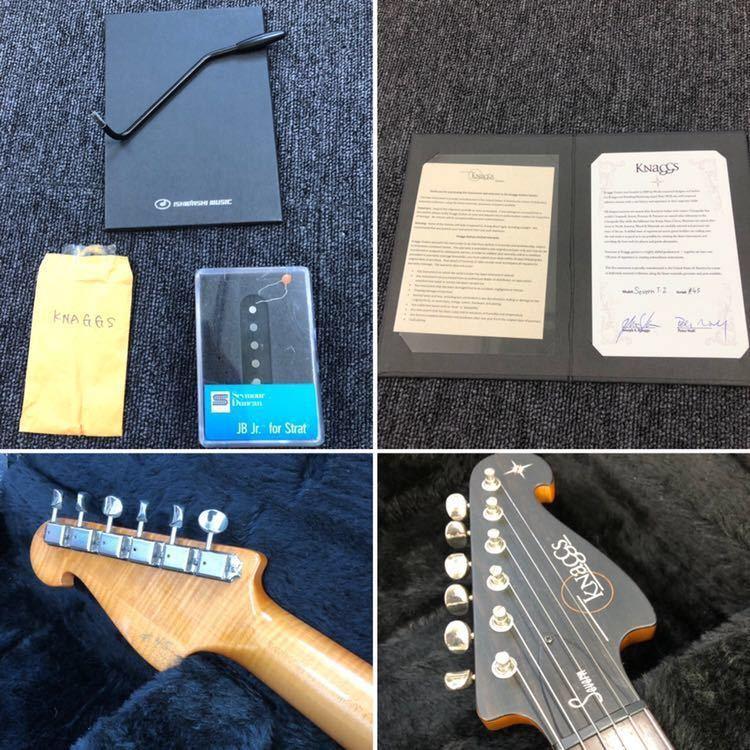 Knaggs Guitars Chesapeake Severn ナッグス_画像4
