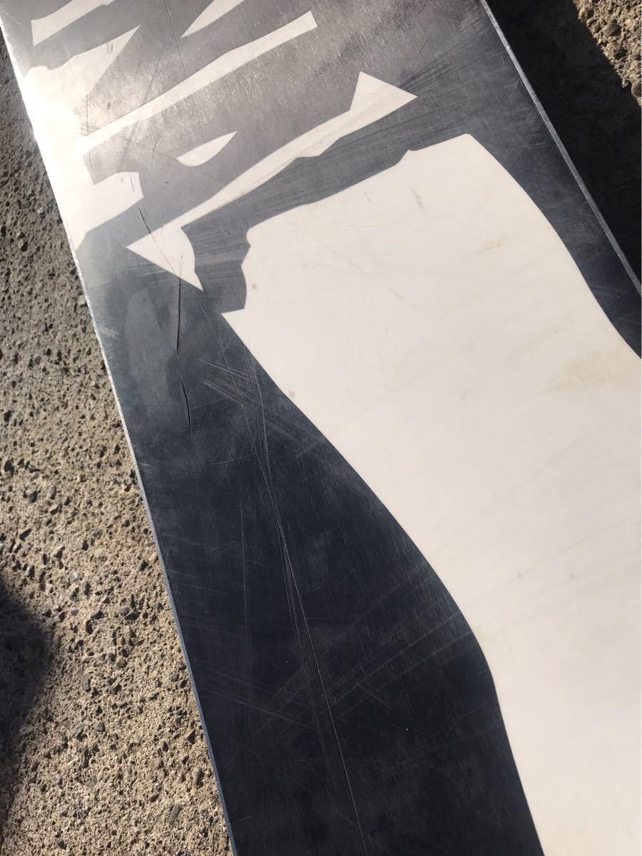 中古 14-15 SIGNAL DISRUPTOR FLAT Camber 152cm_画像5