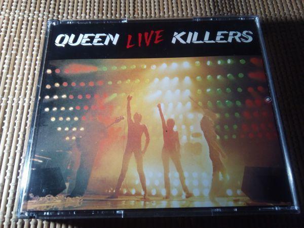 QUEEN - Live Killers 2CD