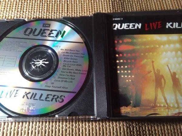 QUEEN - Live Killers 2CD_画像3