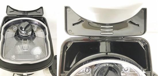 CF4893a 12-cup オートマチックコーヒーメーカー ミル・タイマー付き全自動 DGB-900PCJ2 2018年製_画像6