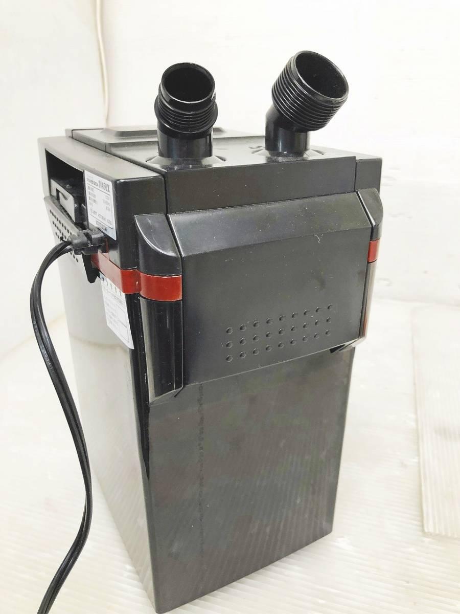 F4917a KOTOBUKI/コトブキ工芸 POWER BOX 水槽用外部フィルター SV450X_画像4