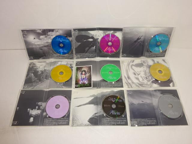 05YB☆蒼穹のファフナー DVD全9巻セット 中古_画像4