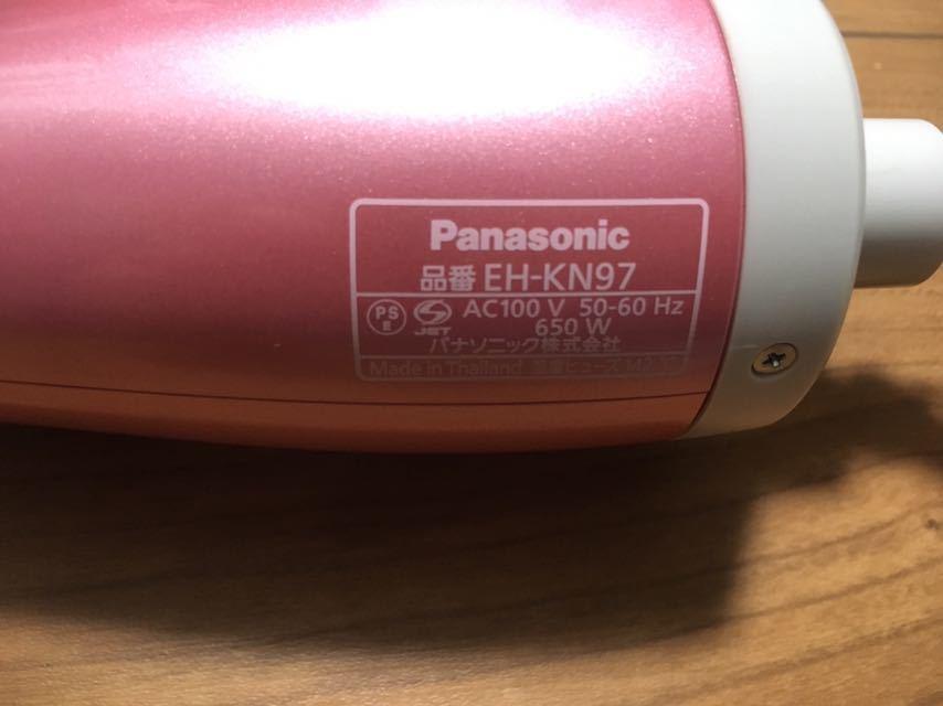 【送料無料】美品 パナソニック くるくるドライヤー ナノケア EH-KN97 Panasonic_画像5
