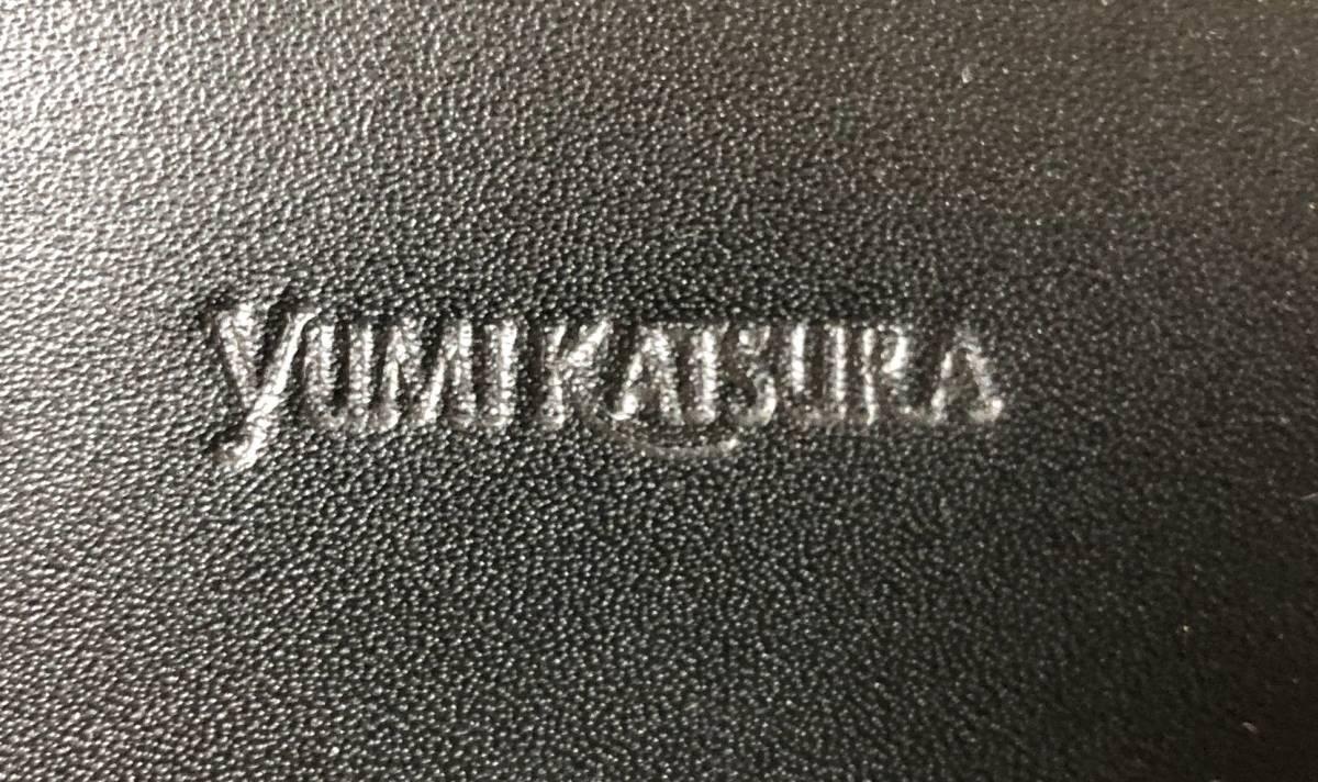 YUMI KATSURA 桂由美 本革 ハンドバッグ 冠婚葬祭 卒業式 入学式 フォーマル レザー_画像5