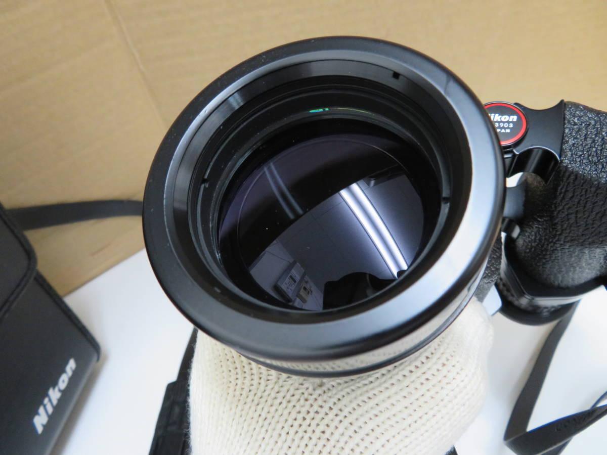 Nikon ニコン 双眼鏡 T IF HP 7×50 7.3° ポロプリズム ケース アイカップ_画像3