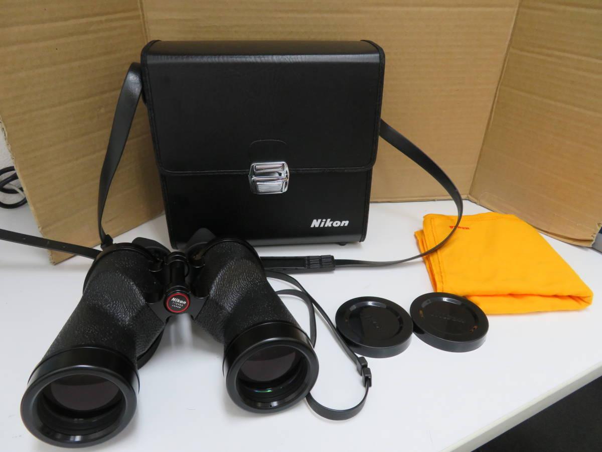 Nikon ニコン 双眼鏡 T IF HP 7×50 7.3° ポロプリズム ケース アイカップ