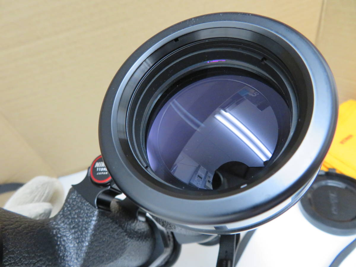 Nikon ニコン 双眼鏡 T IF HP 7×50 7.3° ポロプリズム ケース アイカップ_画像4