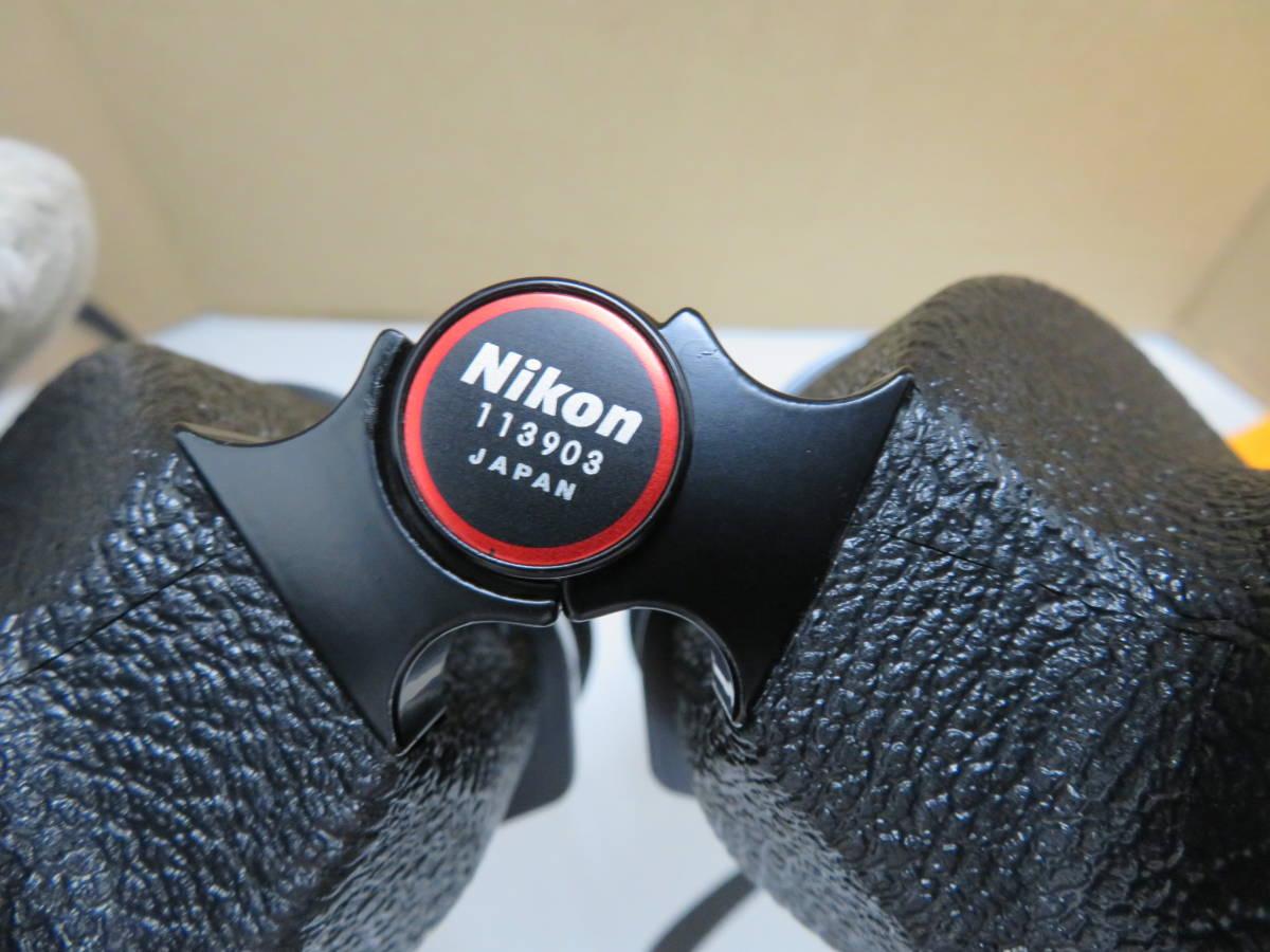 Nikon ニコン 双眼鏡 T IF HP 7×50 7.3° ポロプリズム ケース アイカップ_画像5