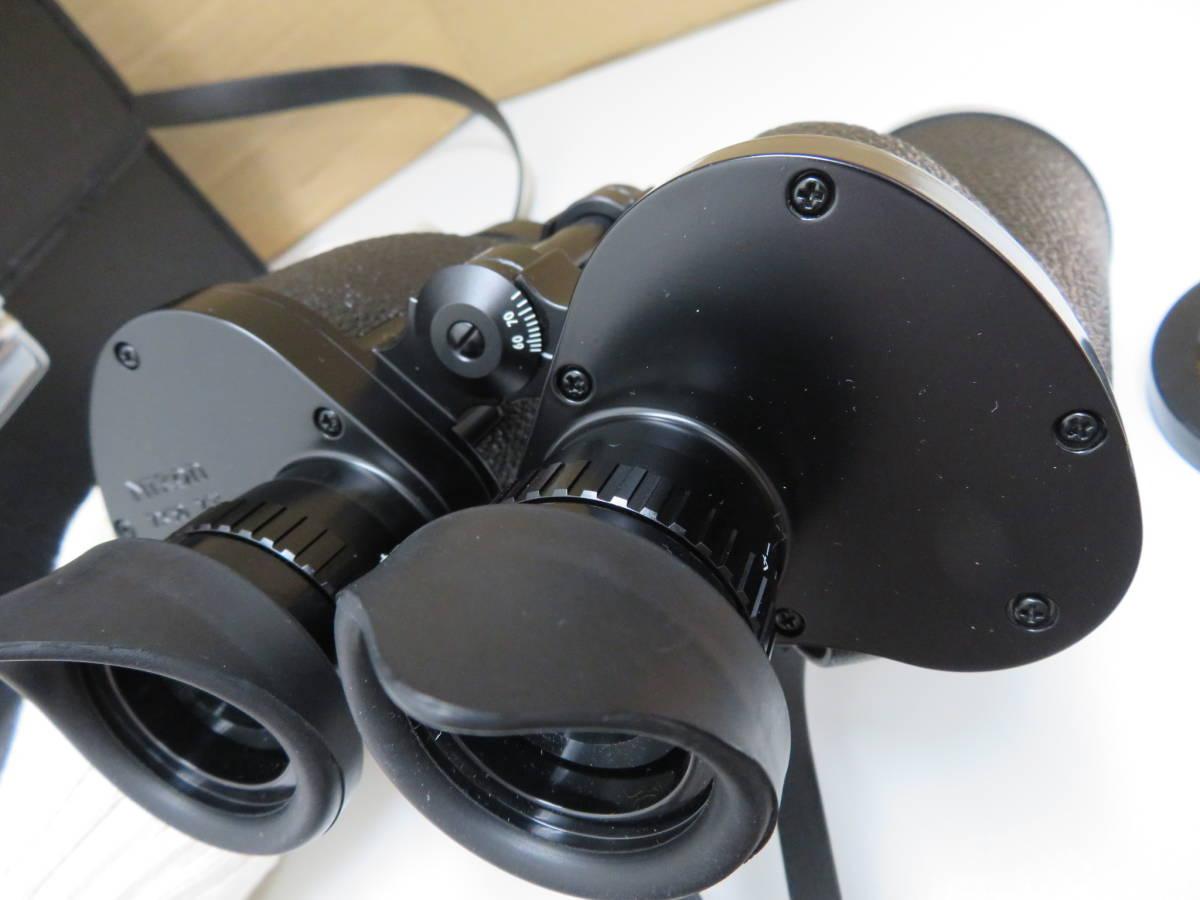 Nikon ニコン 双眼鏡 T IF HP 7×50 7.3° ポロプリズム ケース アイカップ_画像9