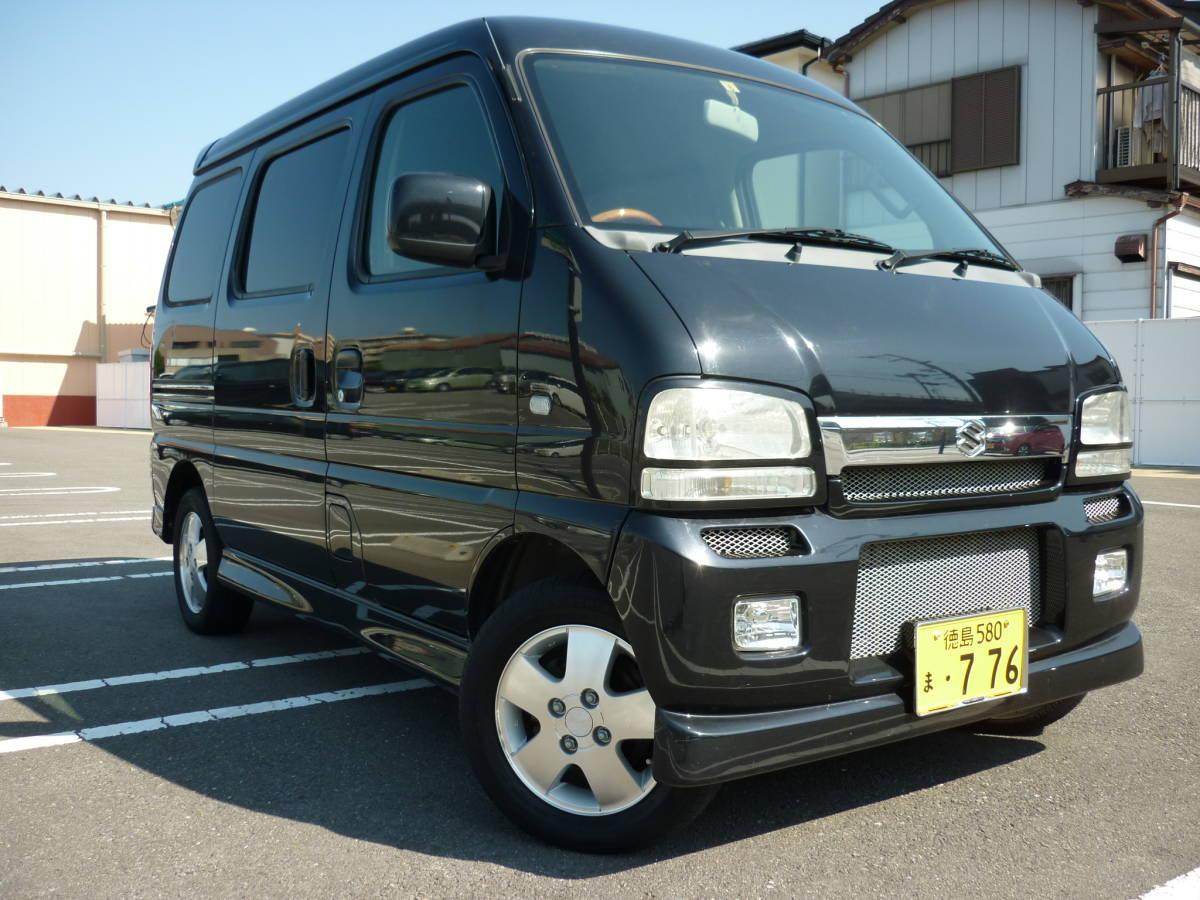 徳島発!! 軽ワゴン車・本車検満タンで売切り!! ターボエンジン・機関良好