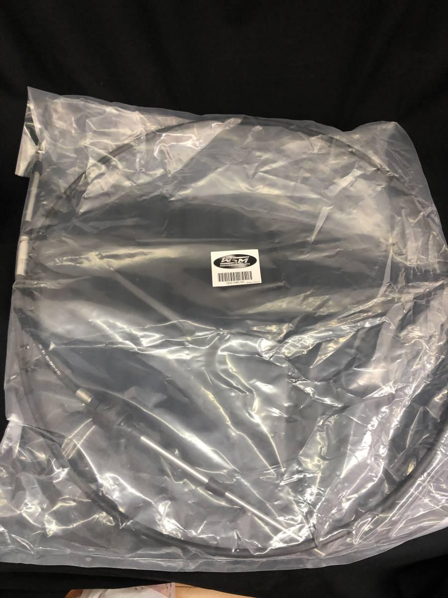 送料無料★WSM 《ステアリングケーブル》 002-046-05 SEADOO RXP-X GTX GTR GTI シードゥ 純正代替え リーズナブルな代替部品