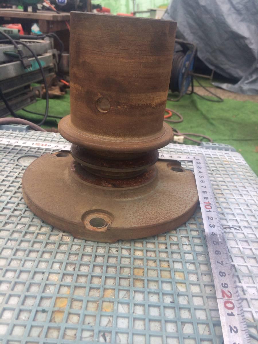 全国送料無料 ヤンマー ディーゼルエンジン等の プーリー VベルトB2平ベルト ボルト2点間距離140mm_画像2