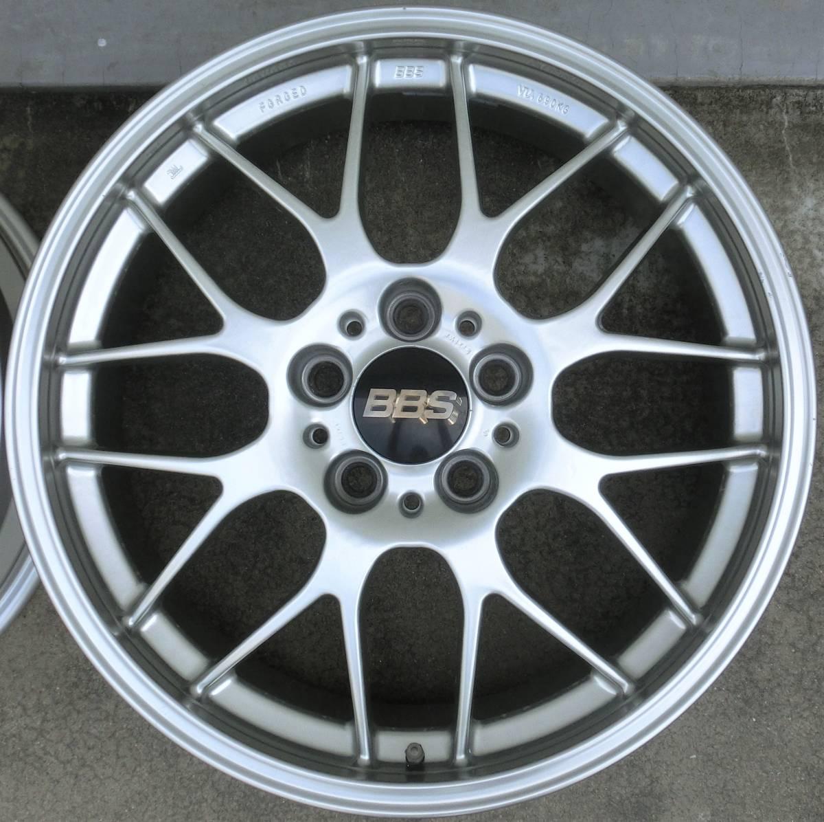 BBS RG-R 18x7.5J+50 114.3 5H RG749 ノア ボクシー C-HR ステップワゴン オデッセイ エリシオン CX-5 CX-3 アクセラRS-GT RFレイズCE28N_画像5