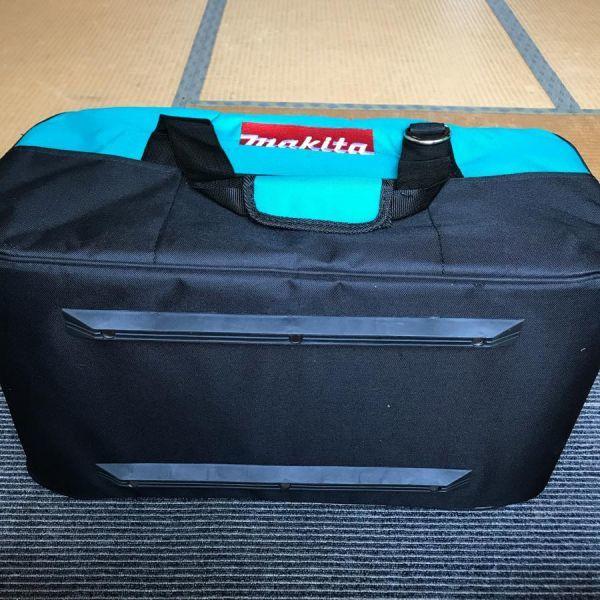 マキタ 純正 ツールバッグ 大容量 ショルダーベルト付き_画像2