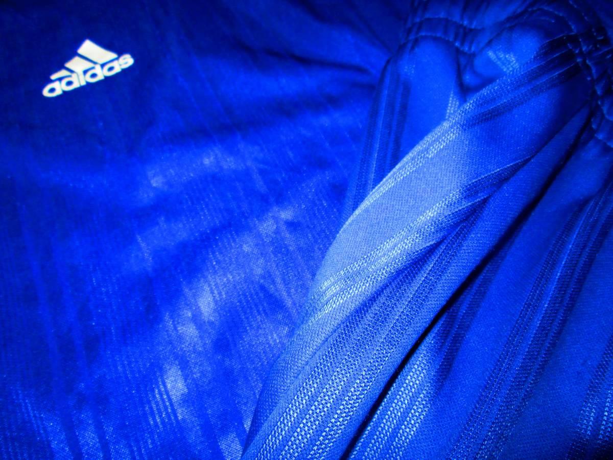 アディダス SHADOW プラシャツ上下セット サイズL トリコロール 定番 nike fc puma adidas nftb fcrb_画像3