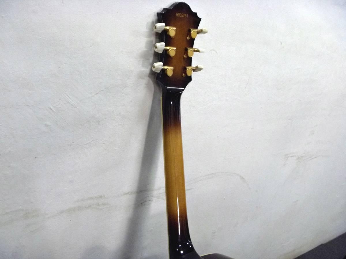 IBANEZ/アイバニーズ フルアコースティックギター JP20 ジョーパスモデル フルアコ_画像4