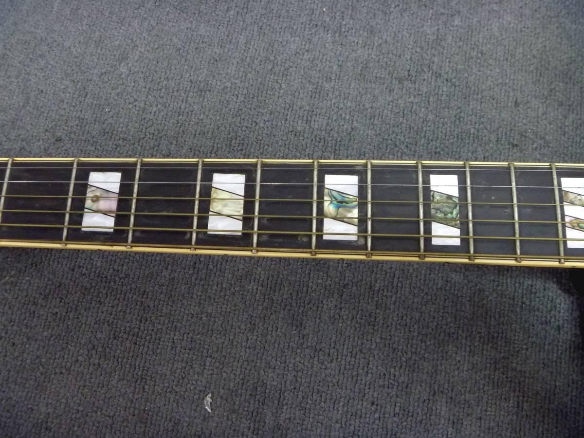 IBANEZ/アイバニーズ フルアコースティックギター JP20 ジョーパスモデル フルアコ_画像6