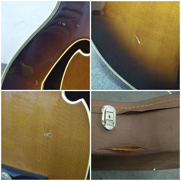 IBANEZ/アイバニーズ フルアコースティックギター JP20 ジョーパスモデル フルアコ_画像10