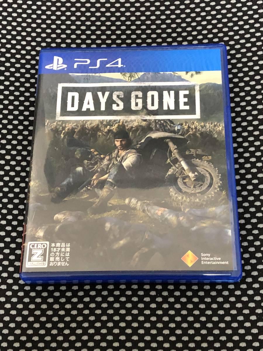 送料無料 PS4 Days Gone デイズゴーン 特典コード未使用