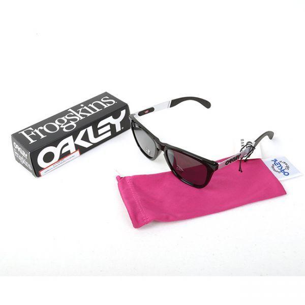 1円~ OAKLEY/オークリー Frogskins Mix (Asia Fit) OO9428F-0355//サングラス アジアンフィット_画像4
