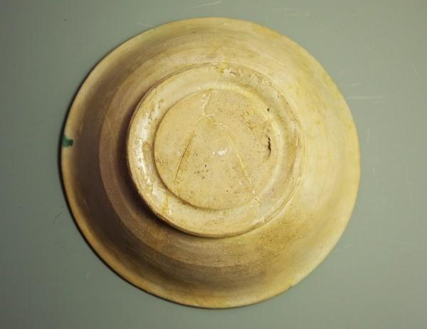 【遺産処分】【165】古代ペルシャ・クーフィー文字皿[美術・骨董]_画像4