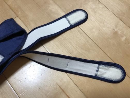 トコちゃんベルト2 M 紺色 _画像3