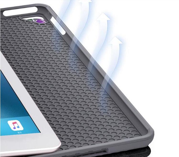ipad mini5 ケース iPad mini(第5世代) 7.9インチ ケース 手帳型 シリコン スタンド オードスリーブ機能_画像9