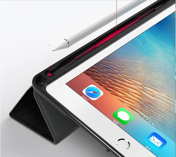 ipad mini5 ケース iPad mini(第5世代) 7.9インチ ケース 手帳型 シリコン スタンド オードスリーブ機能_画像8