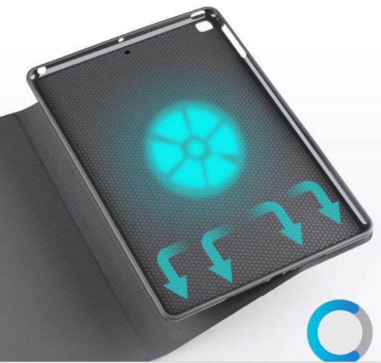 ipad mini5 ケース iPad mini(第5世代) 7.9インチ ケース 手帳型 オートスリープ機能付き スタンドタイプ 段階調整可能 軽量 極薄_画像10