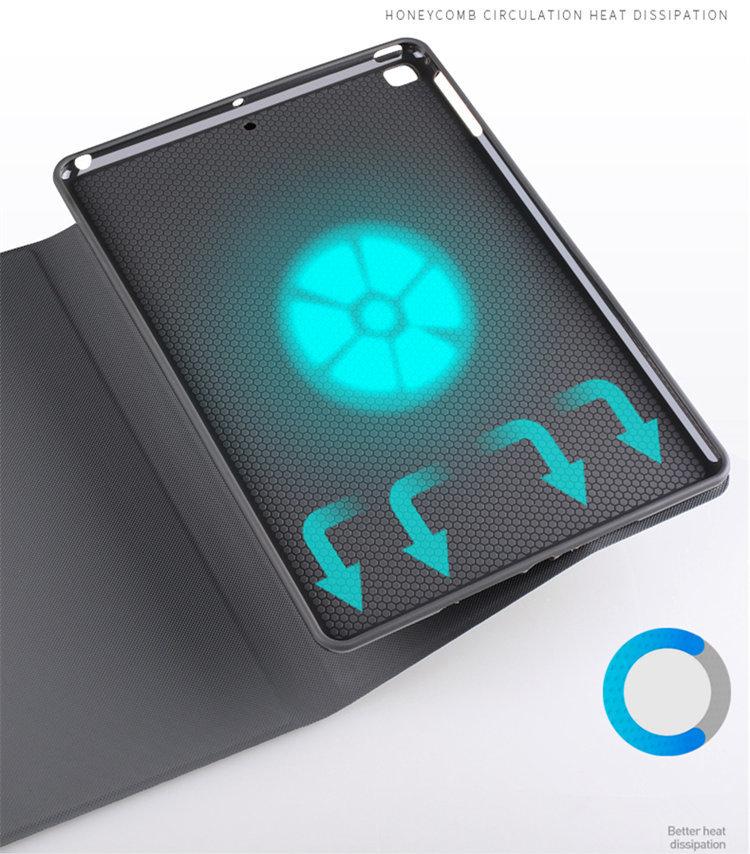 ipad mini5 ケース iPad mini(第5世代) 7.9インチ ケース 手帳型 段階調整可能 スリープ機能付き ソフトケース かわいい_画像9